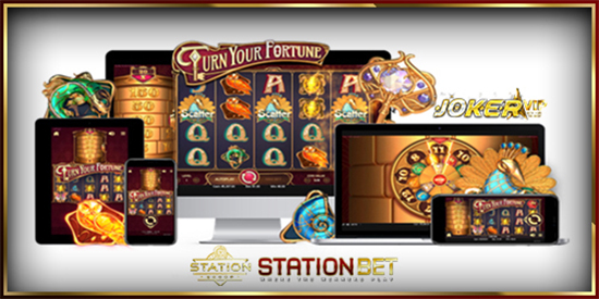 Slot game online
